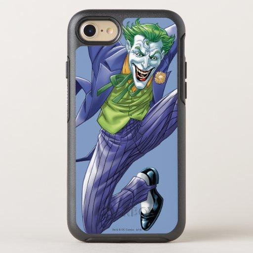 The Joker Jumps OtterBox Symmetry iPhone 8/7 Case