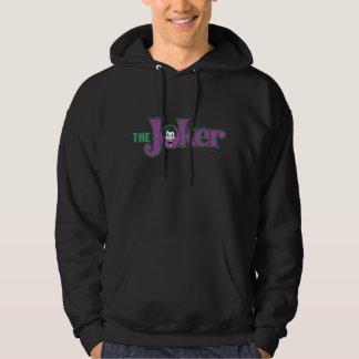 The Joker Logo Hoody
