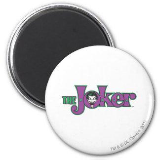 The Joker Logo Fridge Magnets
