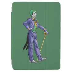 The Joker Looks Right Ipad Air Cover at Zazzle