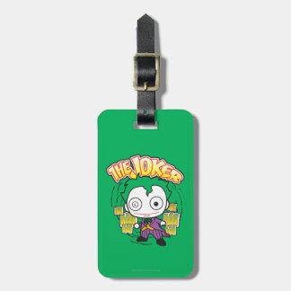 The Joker - Mini Bag Tag