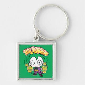 The Joker - Mini Keychain