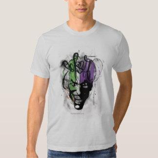 The Joker Neon Airbrush Portrait Shirt