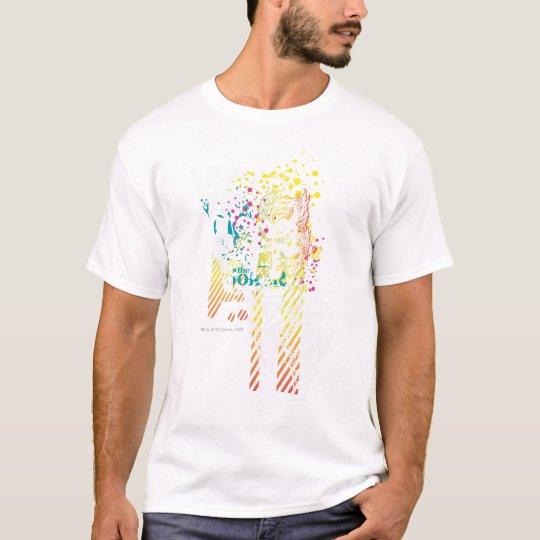 The Joker Neon Montage T-Shirt