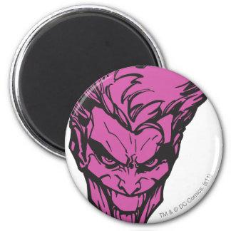 The Joker Pink 2 Inch Round Magnet