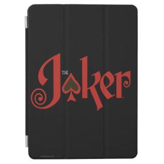 The Joker Playing Card Logo iPad Air Cover