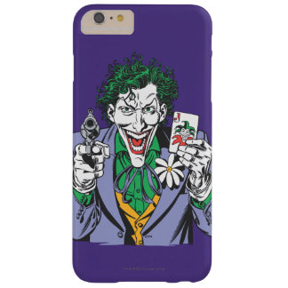 The Joker Points Gun Barely There iPhone 6 Plus Case