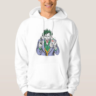 The Joker Points Gun Hoodie