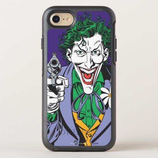 The Joker Points Gun OtterBox Symmetry iPhone 8/7 Case