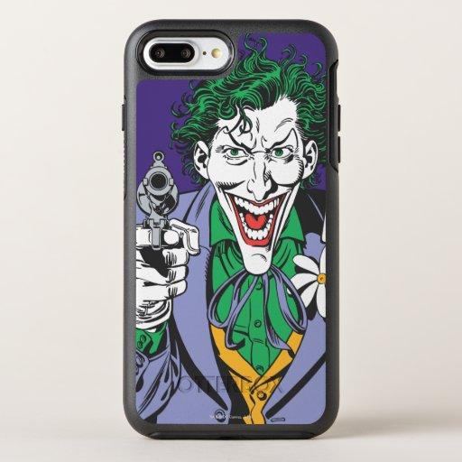 The Joker Points Gun OtterBox Symmetry iPhone 8 Plus/7 Plus Case