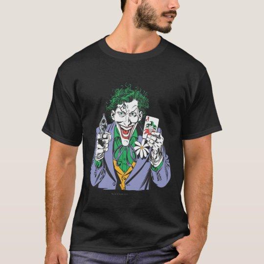 The Joker Points Gun T-Shirt