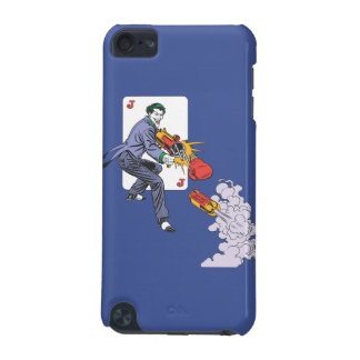 The Joker Shoots Laughing Gas iPod Touch 5G Cover