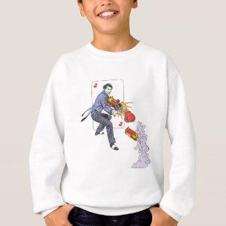 The Joker Shoots Laughing Gas Sweatshirt