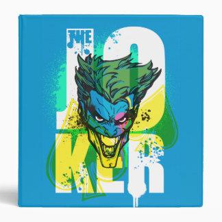 The Joker Spades Binder
