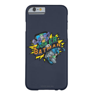 The Joker Vs Batman Barely There iPhone 6 Case