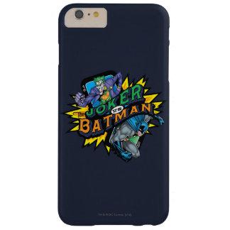 The Joker Vs Batman Barely There iPhone 6 Plus Case