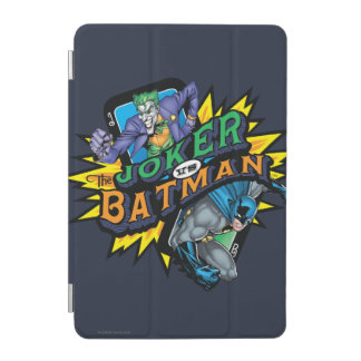 The Joker Vs Batman iPad Mini Cover