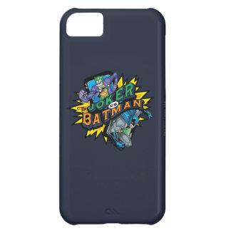 The Joker Vs Batman iPhone 5C Cover