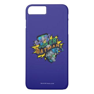 The Joker Vs Batman iPhone 8 Plus/7 Plus Case