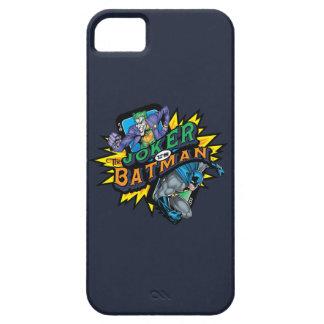 The Joker Vs Batman iPhone SE/5/5s Case