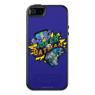The Joker Vs Batman OtterBox iPhone 5/5s/SE Case