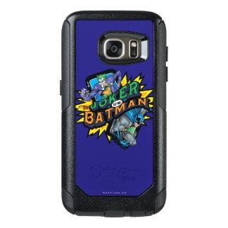 The Joker Vs Batman OtterBox Samsung Galaxy S7 Case