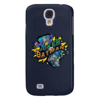 The Joker Vs Batman Samsung Galaxy S4 Cover