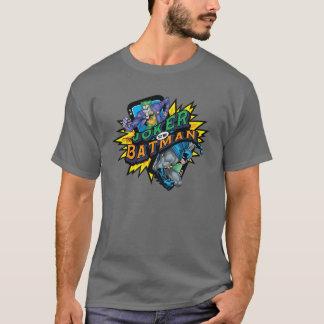The Joker Vs Batman T-Shirt