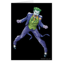 The Joker Yells Card