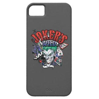 The Joker's Wild iPhone SE/5/5s Case