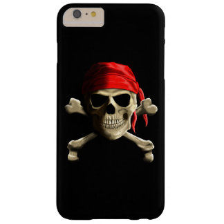 The Jolly Roger Barely There iPhone 6 Plus Case