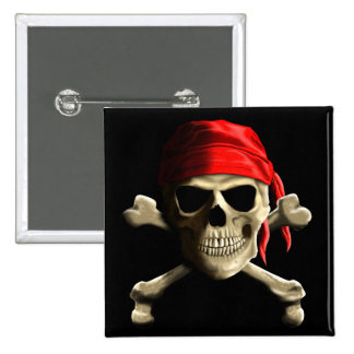 The Jolly Roger Pins