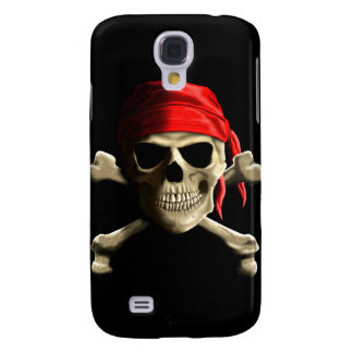 The Jolly Roger Galaxy S4 Case