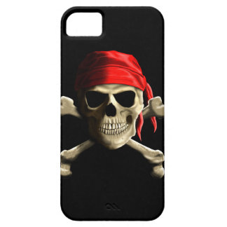 The Jolly Roger iPhone 5 Covers