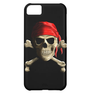 The Jolly Roger Case For iPhone 5C
