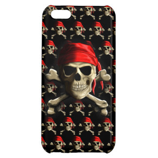 The Jolly Roger Cover For iPhone 5C