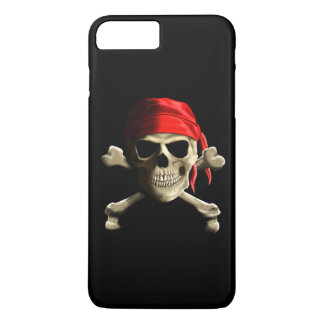 The Jolly Roger iPhone 7 Plus Case