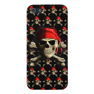 The Jolly Roger iPhone SE/5/5s Cover