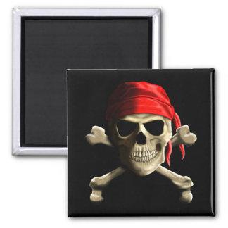 The Jolly Roger Magnet