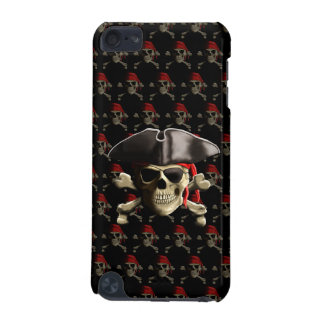 The Jolly Roger Pirate Skull iPod Touch 5G Case