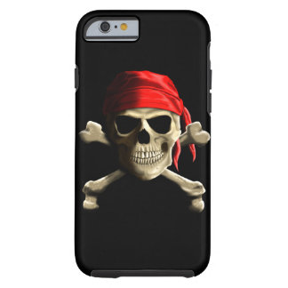 The Jolly Roger Tough iPhone 6 Case