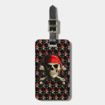 The Jolly Roger Travel Bag Tags
