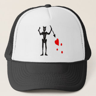 The Jolly Roger Trucker Hat