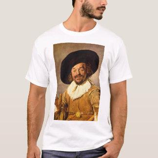 The Jolly Toper', Franz Hals_Dutch Masters T-Shirt