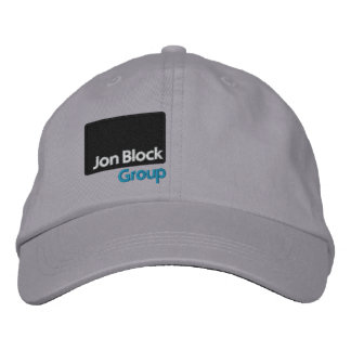 The Jon Block Group Embroidered Cap (side)
