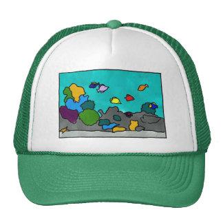 The Jones' Mesh Hats