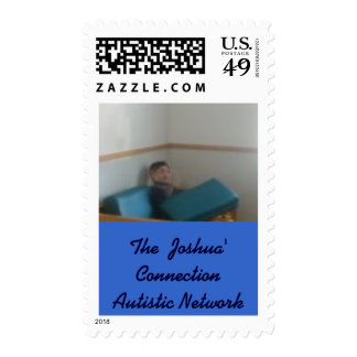 The Joshua Connection Autistic Network Postage