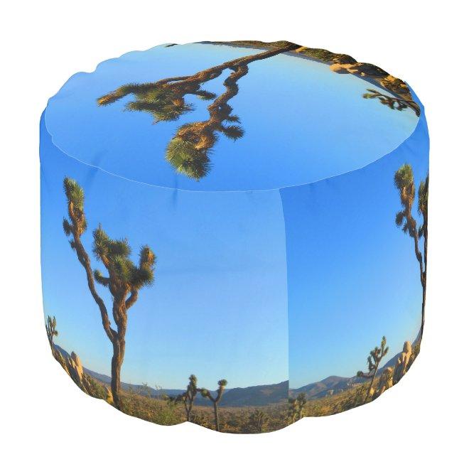 The Joshua Tree Pouf Round Pouf