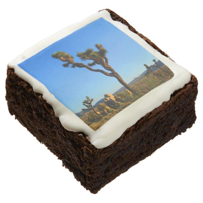 The Joshua Tree Square Brownie