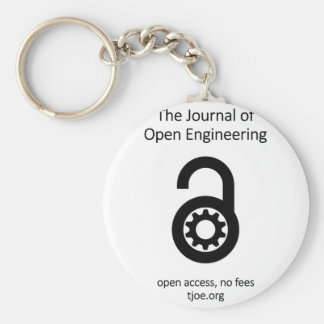 The Journal of Open Engineering Keychain